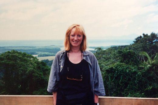 Fernreiseknoten geplatzt: Australien 1994