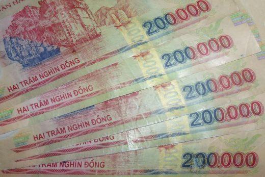 Millionär mit Reisen
