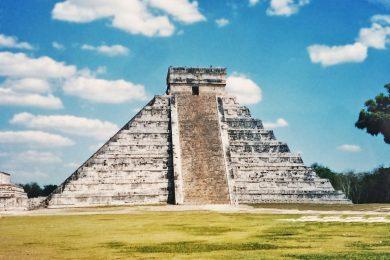 Yucatan - Das Zentrum deer Maya-Kultur